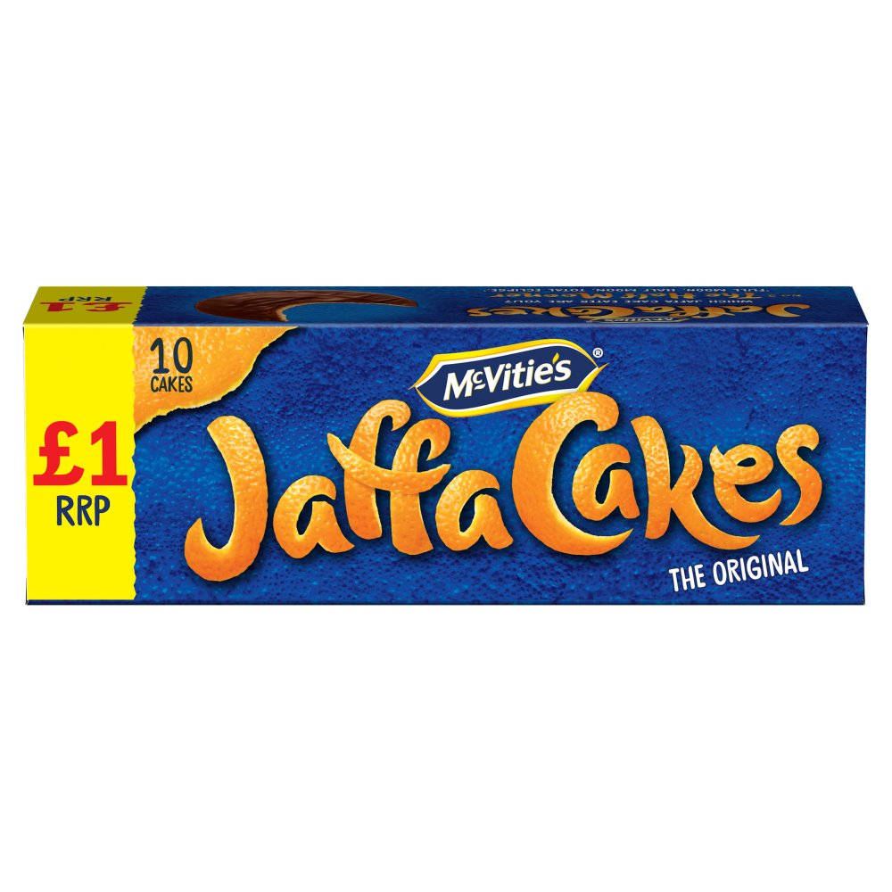 McVitie's The Original 10 Jaffa Cakes